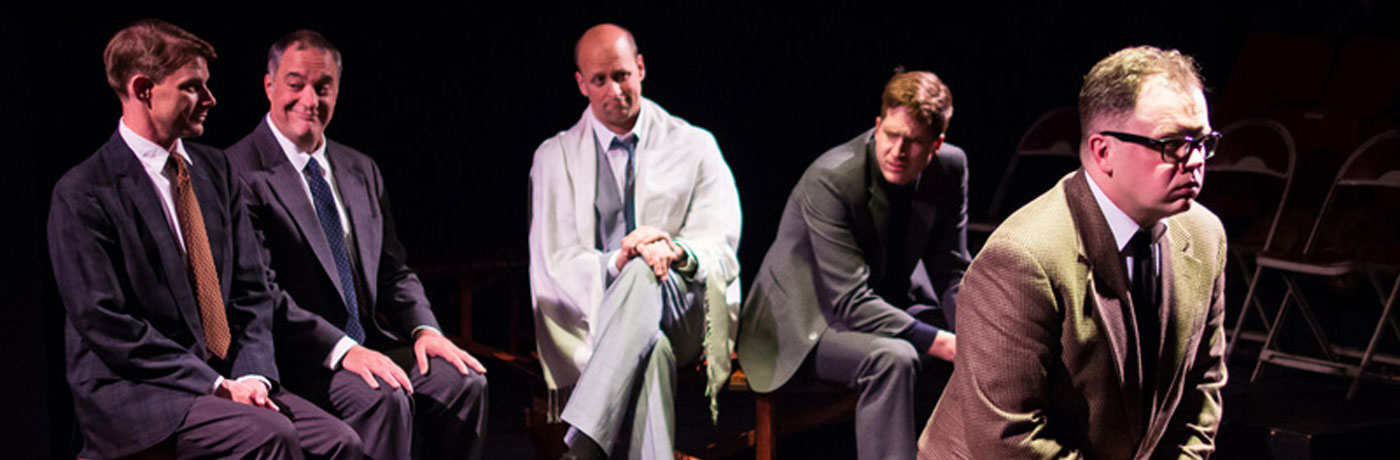 The Temperamentals Production Photo Gallery
