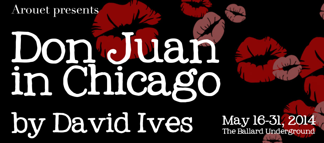 Rehearsal Gallery: Don Juan In Chicago